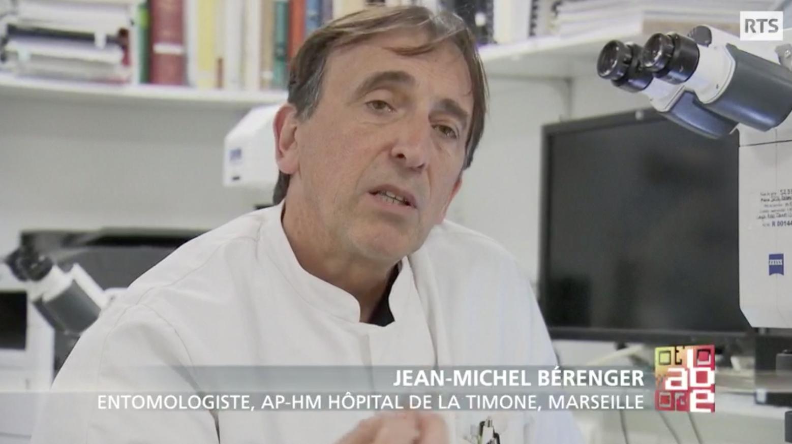 """Punaises de lit : notre savoir-faire diffusé dans """"A bon entendeur"""" sur RTS1"""